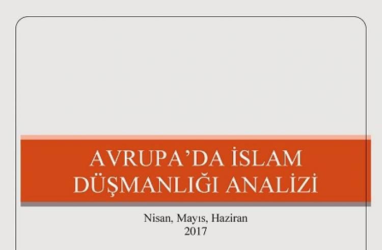 Avrupa'da İslam Düşmanlığı 2017