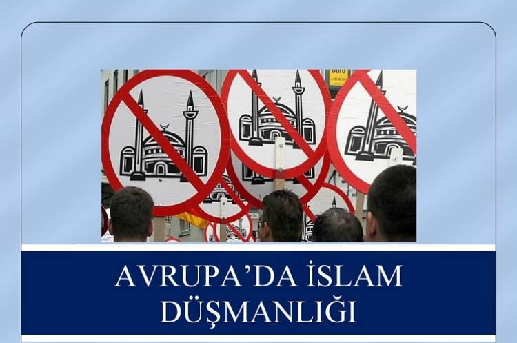 Avrupa'da İslam Düşmanlığı 2016