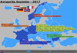 2017 Avrupa Seçim Takvimi